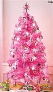 Little Pink Christmas Tree