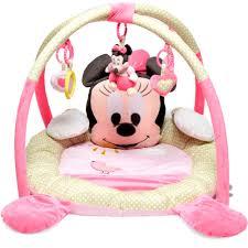 tapis d éveil minnie bébé fille kiabi 49 99