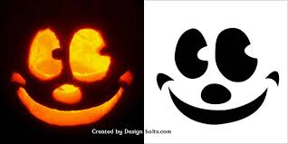 Pumpkin Carving Cutouts by 10 Easy Halloween Pumpkin Carving Stencils Patterns U0026 Printables
