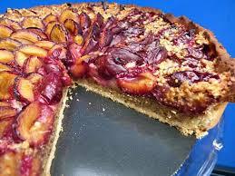 dessert aux quetsches recette recette de tarte aux quetsches crème de noisettes et