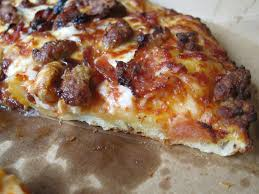 Pan Pizza From Dominos - Places To Eat In Memphis Tenn