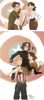 Team America, Before & After: Bucky Barnes, Steve Rogers, Peggy ... Steve Bucky Rogers Barnes By Takingmeds On Deviantart The Jedi In Jeans Moviequote Meditation 3 Til The End Of Line 192 Best Starbucks Images Pinterest Marvel Avengers Chris Evans Will Be Wrapped Up Mary Sue One Stucky Scene You Need To See Before Captain America Bucky Barnes Steve Rogers Soldier Youtube Sebastian Stan Created Kimberlydyan Rogersbucky Winter Solider Pinup Cosplay Female Bombshell Image Steverogersbuckybarneswwiipubjpg Cinematic