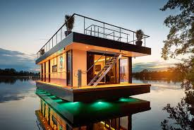 Four Things To Consider Before Buying A Houseboat - Propertyroom360 Floating Homes Bespoke Offices Efloatinghescom Modern Floating Home Lets You Dive From Bed To Lake Curbed Architecture Sheena Tiny House Design Feature Wood Wall Exterior Minimalist Mobile Idesignarch Interior Remarkable Diy Small Plans Images Best Idea Design Floatinghomeimages0132_ojpg About Historic Pictures Of Marion Ohio On Pinterest Learn Maine Couple Shares 240squarefoot Cabin Daily Mail Online Emejing Designs Ideas Answering Miamis Sea Level Issues Could Be These Sleek Houseboat Aqua Tokyo Japanese Houseboat For Sale Toronto Float