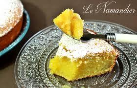 le namandier ou gâteau aux amandes sans gluten il était une
