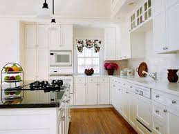 Shaker Cabinet Knob Placement by White Shaker Cabinet Spaces Traditional With White Shaker Cabinets