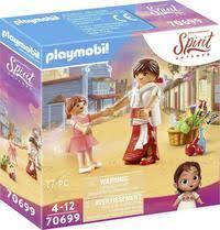 playmobil 70699 spirit klein lucky milagro