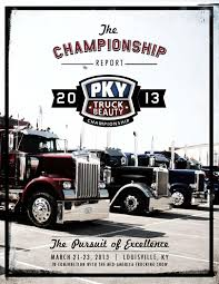 2013 PKY Championship Report By Mid-America Trucking Show - Issuu Even More From I80 In Nebraska Pt 8 Kelley Blue Book Vehicle History Report Best Truck Resource On The Road I5 California Part 13 Cover Shoot Outtakes Zach Beadle And His Cabover Pete At Trucks Are Modern Reindeer San Antonio Expressnews Trucking Jeff Foster Pin By Harold On Dump Trucks Pinterest Mack Macks Shows Bee Tx Actionappraisalus Wallpaper 2018 Company Learns Firsthand Why Its Good To Know Cpr Cbs Denver The First Selfdriving Takes Streets Of Nevada