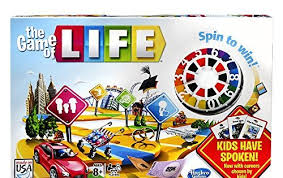 The Game Of Life Board Rules