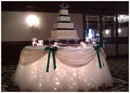 The Smart Tricks On Wedding Cake Table Decorations Marina