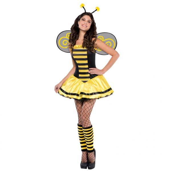Adults Bumble Beauty Costume Size 8-10