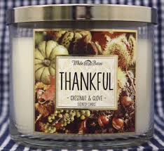 1 Bath & Body Works White Barn THANKFUL CHESTNUT 3-Wick Scented ... Bath Body Works Find Offers Online And Compare Prices At 19 Best I Love Images On Pinterest Body White Barn Thanksgiving Collection 2015 No2 Chestnut Clove 13 Oz Mini Winter Candle Picks Favorite Scented 3 Wick 145oz 145 3wick Candles Co Wreath Test 36 Works Review Frenzy