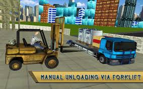 100 Forklift Truck Simulator City Construction Game For Android APK