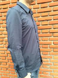 la chemise cool blue de la maison victor lagouagouache