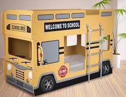 Orlando School Bus Bunk Bed Sweet Dreams
