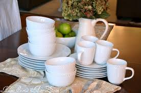 Dinnerware Doppelganger Finding Pottery Barn Ballard Designs