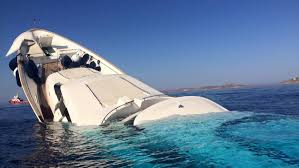 Edmund Fitzgerald Sinking Timeline by This Is What A 12 Million Yacht Looks Like Sinking Boating