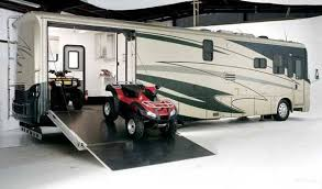 2007 Newmar All Star With Toy Hauler