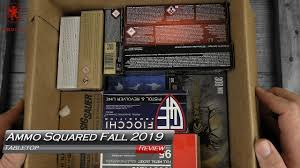 Ammo Squared Fall 2019 Update With Coupon Code