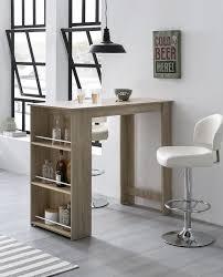 wohnling bartisch sonoma wl5 733 aus spanplatte bar table