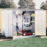 Arrow Woodridge Steel Storage Sheds by Arrow Shed Woodridge 6 X 5 Ft Steel Storage Shed Walmart Com