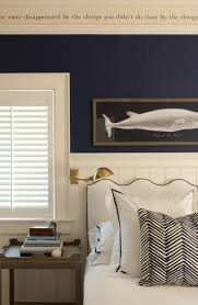 Beachy Headboards Beach Theme Guest Bedroom With Diy Wood by Best 25 Coastal Inspired Shutters Ideas On Pinterest White