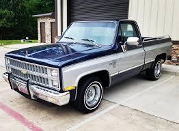 100 C10 Chevy Truck 1982 Silverado SWB