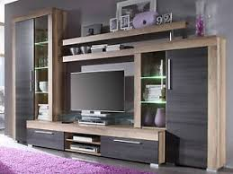 wohnzimmer nussbaum in wohnzimmer sets günstig kaufen ebay