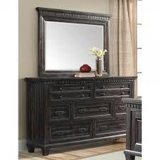 montana bedroom bed dresser mirror king mo600k bedroom