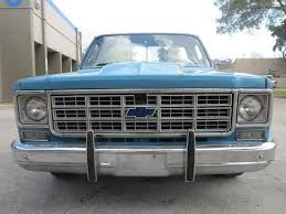 100 1978 Chevy Truck For Sale C10 Is A True Blue Piece Of Americana Chevroletum