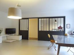 cloisons amovibles chambre cloison amovible design