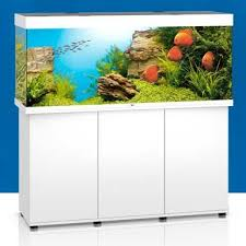 juwel 400 white aquarium and cabinet juwel