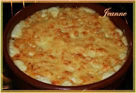 gratin de pâtes la cuisine de la jeanne