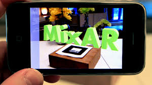 MixAR 3D Augmented Reality Editor For IPhone By Hololabs Kickstarter