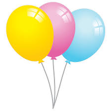 1879x1879 Balloon clipart objects
