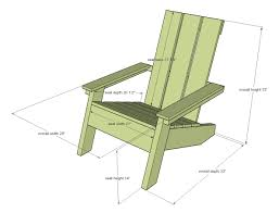 Modern Adirondack Chair   Ana White Adirondack Plus Chair Ftstool Plan 1860 Rocking Plans Outdoor Fniture Woodarchivist Wooden Templates Resume Designs Diy Lounge 10 Weekend Hdyman And Flat 35 Free Ideas For Relaxing In Adirondack Chair Plans Mm Odworking Tools Tips Woodcraft Woodshop Woodworking Project To Build 38 Stunning Mydiy