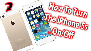How To Turn The iPhone SE 5s How To Turn f The iPhone SE 5s