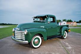 100 1947 Chevy Truck The 1955 Chevrolet Pickup Driven