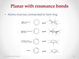 Chair Conformation Of Cyclohexane Ppt by Aromaticity And Huckels Rule Powerpoint Slides