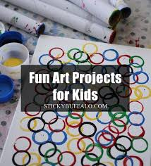 Fun Art Projects For Kids11