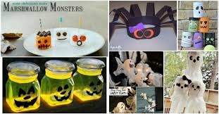 31 Fun and Easy Halloween Crafts for Kids DIY & Crafts