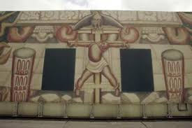 past mural projects america tropical by david alfaro siqueiros