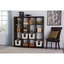 Sterilite 4 Shelf Cabinet Walmart by Better Homes And Gardens 16 Cube Organizer Multiple Colors