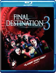 Final Destination Tanning Bed final destination 3 blu ray