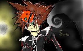 Halloween Town Sora by How To Draw Sora In Halloween Town Step By Step Anime People