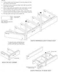 Floor Joist Spacing Nz by Balustrade Fixings Methods Guide Canterbury Balustrades