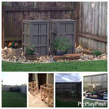 DIY - Cover Utility Boxes In Your Yard | DIY & Crafty Ideas ... Patio Trendy Concrete Backyard Design Zamp Co 48 Beautiful Patio Small Cover Ideas Free Standing Covers Alinum 3416hgbackyard Coversphoto7 Valley News Amazoncom Abba 9 X 5 Outdoor Bbq Grill Gazebo Backyards Winsome 19 Gallery Pics For 41 Wide Shades Large Sherman Tx Triyaecom Various Design Pergola Wonderful Solarspan Insulated Keys Spa Lift Home Decoration Outstanding Covered Patios And Cabanas Retreats