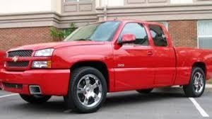 100 Chevy Truck Ss 2005 Chevrolet Silverado SS S 2wd Silverado SS Lights Em Up