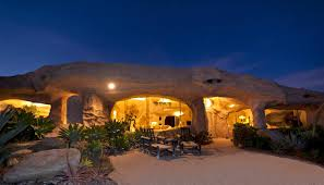 100 Dick Clark Estate Malibu S The Flintstones Inspired Home In
