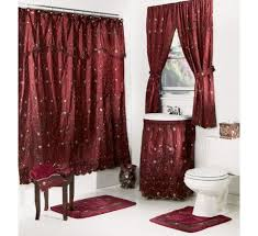 White Antler Curtain Tie Back by Shower Curtains With Valance And Tiebacks Fabric Scalisi