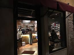 Estro View From The Front Door Of Wine Bar Dining Room Hidden Off
